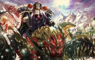 Overlord III الحلقة الثانية 02 مترجمة أون لاين   الموسم الثالث حلقة 02 من أنمي أوفر لورد الجزء الثالث
