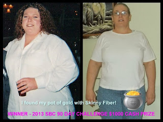 Chandra lost 51 pounds with Skinny Fiber in 90 days.