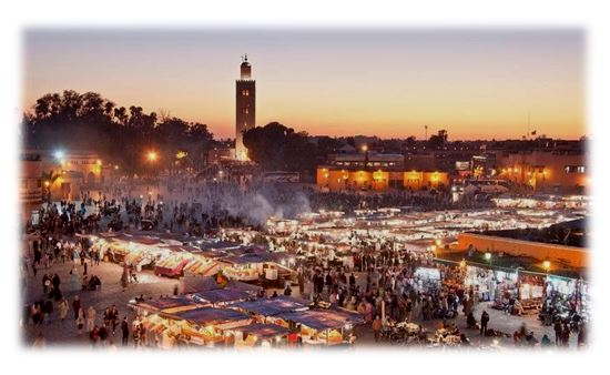 مدينة مراكش المغربية أول عاصمة ثقافية لإفريقيا عام 2020
