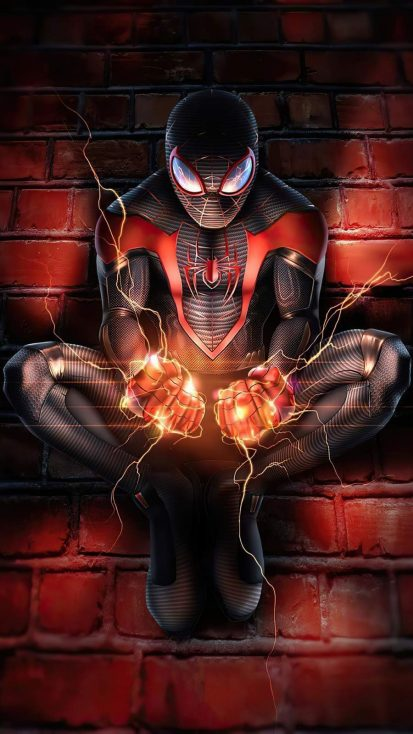 Spiderman quyền năng