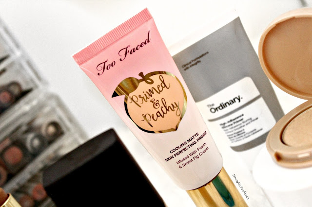 Too Faced Primed and Peachy Cooling Matte Primer Review