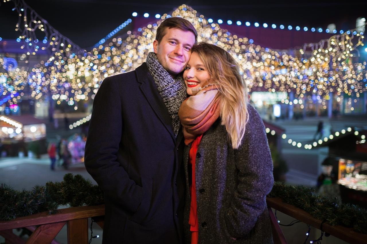 11 świąteczna sesja zdjęciowa melodylaniella sesja narzeczeńska jakub placzyński fotograf pomysł na zimową sesję zdjęciową pomysł na prezent sesja zdjęciowa w prezencie święta