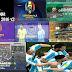 ملف اي تكست لبيس 6 لتغير خلفيات اللعبة الى خلفيات كوبا اميريكا   + اوبشن فايل PES 6: كأس كوبا أمريكا سنتناريو  2016