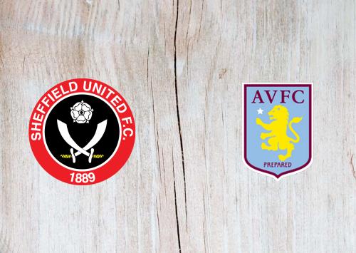 Sheffield United vs Aston Villa -Highlights 03 March 2021