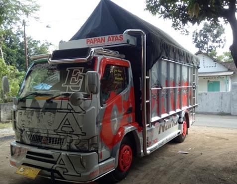 Sewa Truk Surabaya Jombang