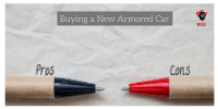 Buy a New Armored Car - Pros Vs Cons