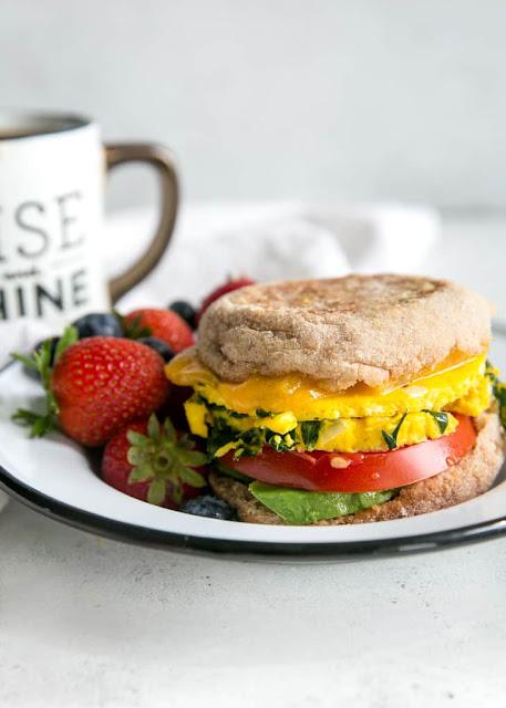 10 healthy breakfast ideas Breakfast Sandwiches