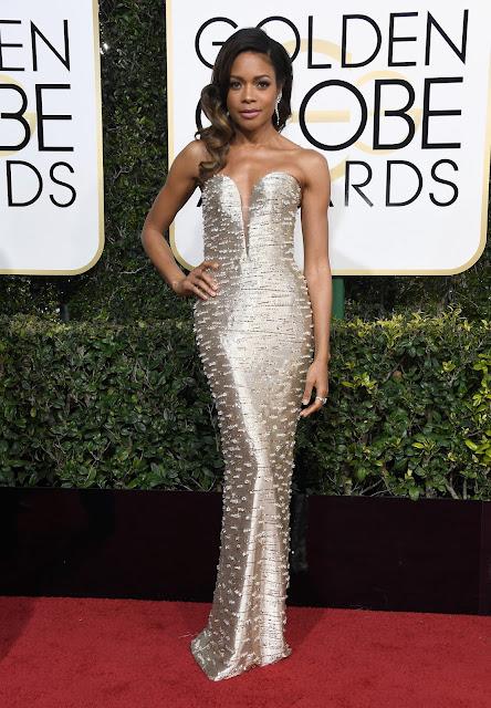 Naomie Harris globo de ouro