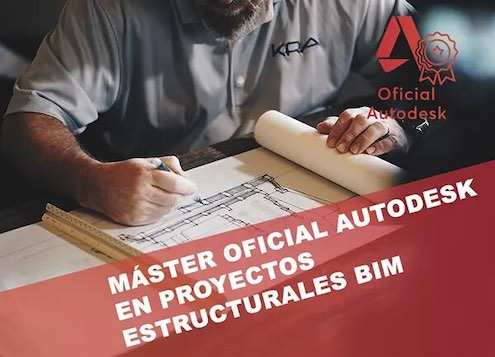 Máster BIM Manager para Proyectos de Estructuras (Renders Factory)