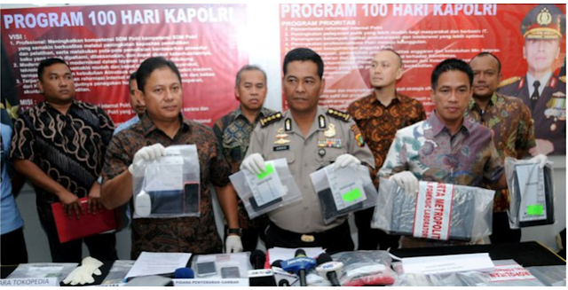 Rekam dan Sebar Video Relawan Jokowi Dianiaya, 3 Wanita Ikut Jadi Tersangka