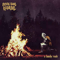 "Το ep των Black Soul Horde ""A Lonely Road"""