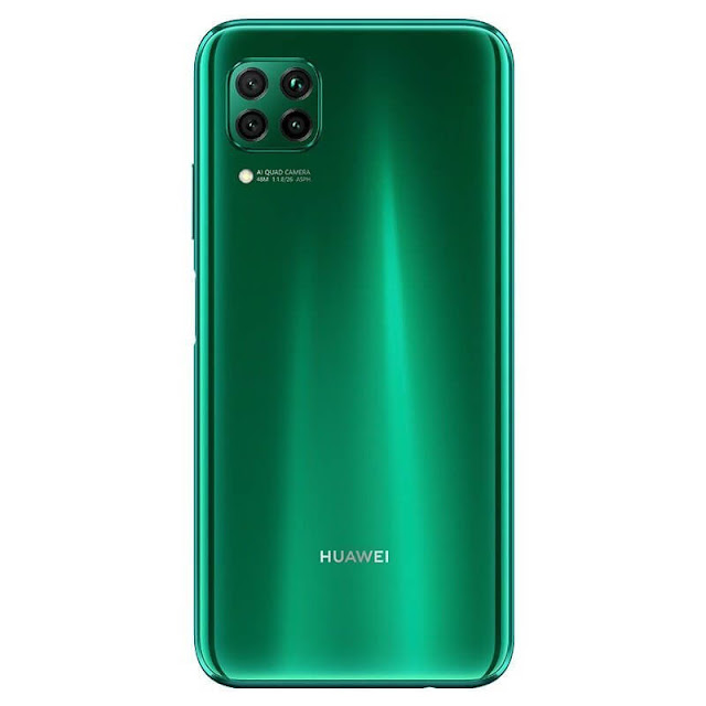Huawei Nova 6 SE Emerald Green