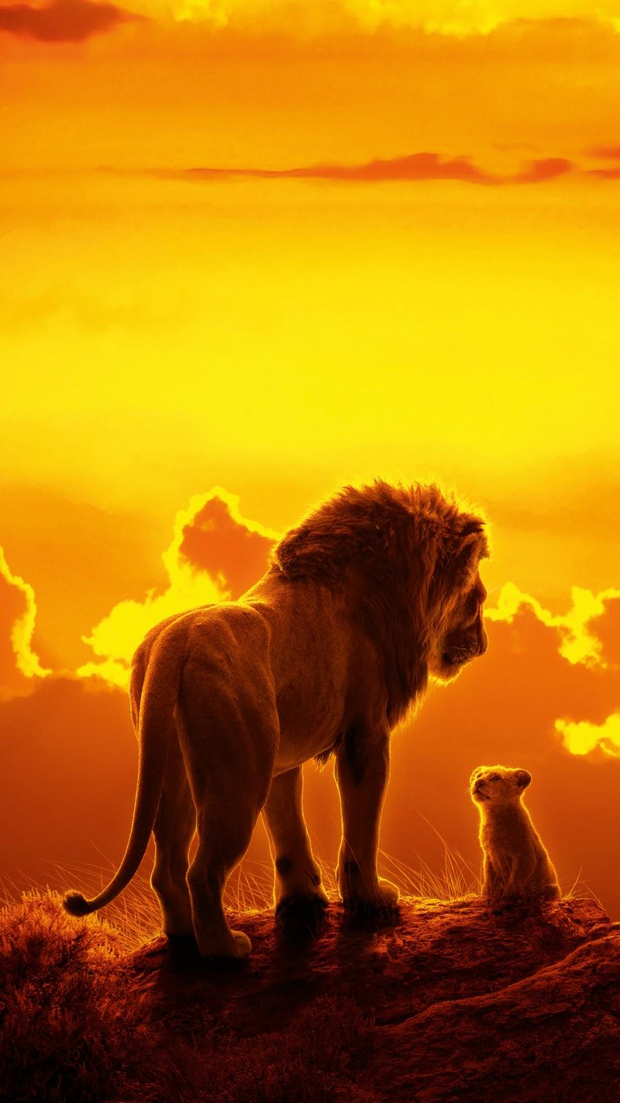 The Lion King 2019 Mobile Wallpaper - HD Mobile Walls