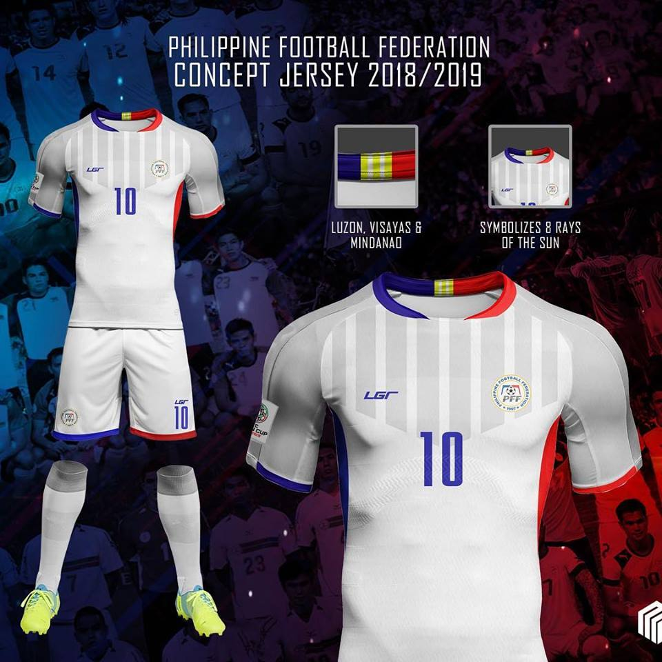 7f3853106 LGR Philippines 2018-19 Home and Away Kits Released - Footy ...