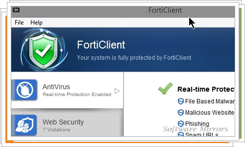 forticlient 5.4.1