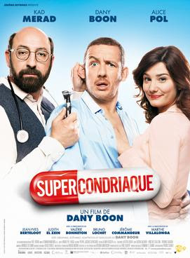 Supercondriaque - a super French comedy