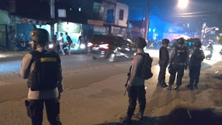 Usai Kerusuhan, Polisi Bersenjata Jaga Ketat Mako Brimob Depok