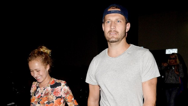 Hayden Panettiere and New Boyfriend Brian Hickerson Enjoy a Date Night at Movie Premiere