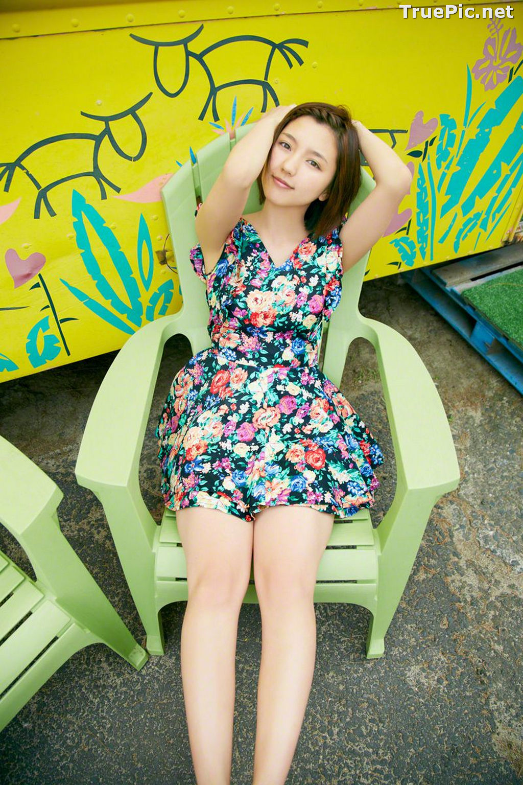 Image Wanibooks No.135 – Japanese Idol Singer and Actress – Erina Mano - TruePic.net - Picture-1