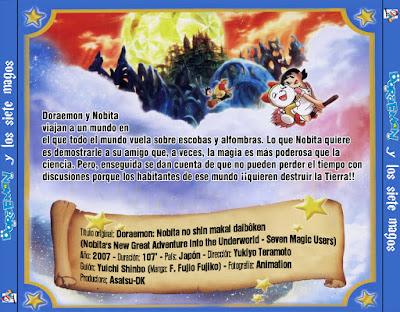 Doraemon y los siete magos - [2007]