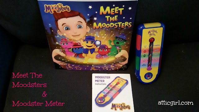 The Moodster Meter, The Moodsters