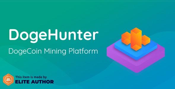 Download DogeHunter - Dogecoin Mining Platform