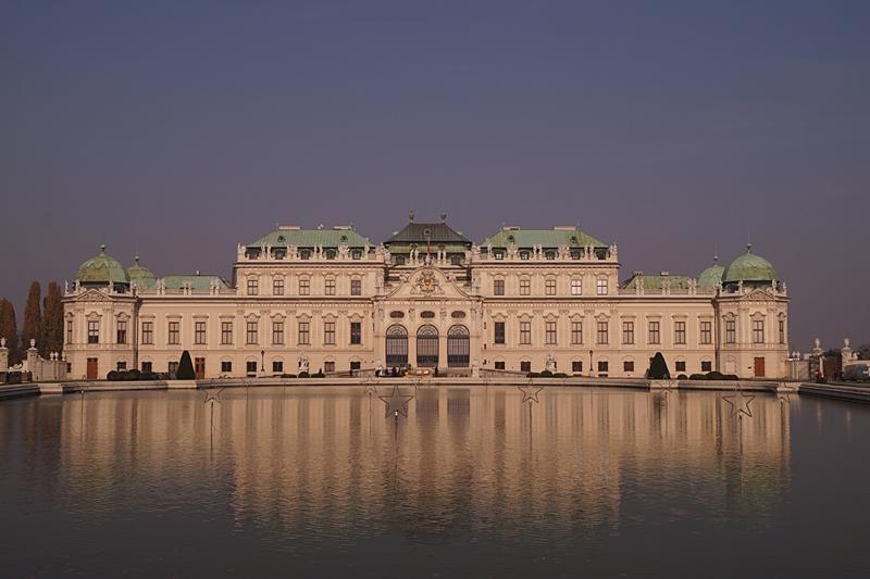 Belvedere Castle Vienna // Schloss Belvedere Wien