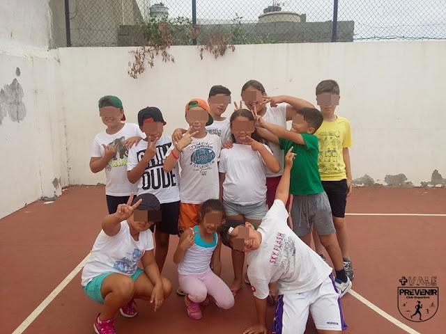 actividades deportivas niños arucas