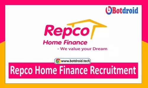 Repco Home Finance Recruitment 2021, Apply for RHFL Jobs in Home Finance Careers
