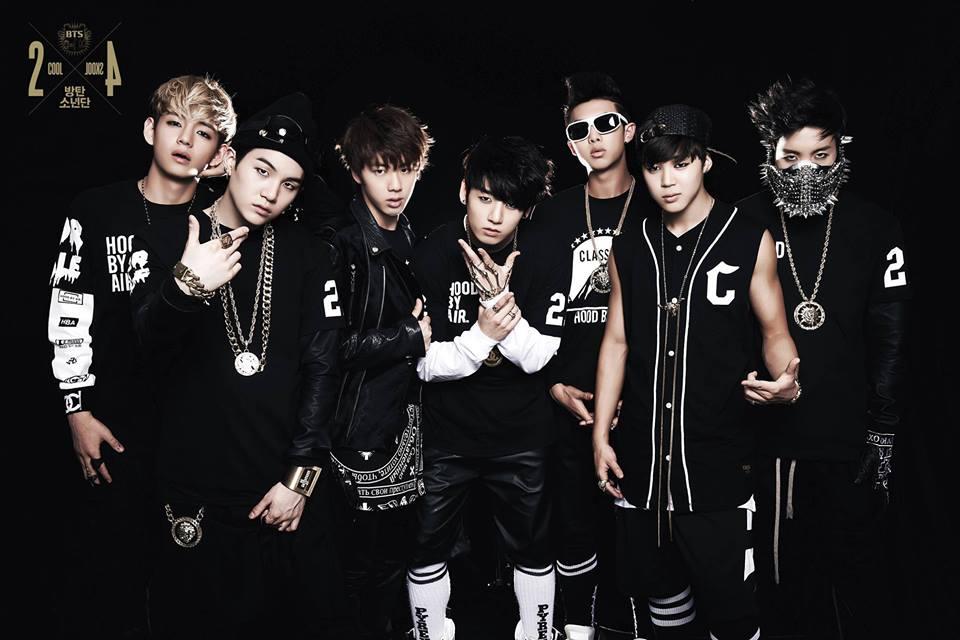 bts members age when debut