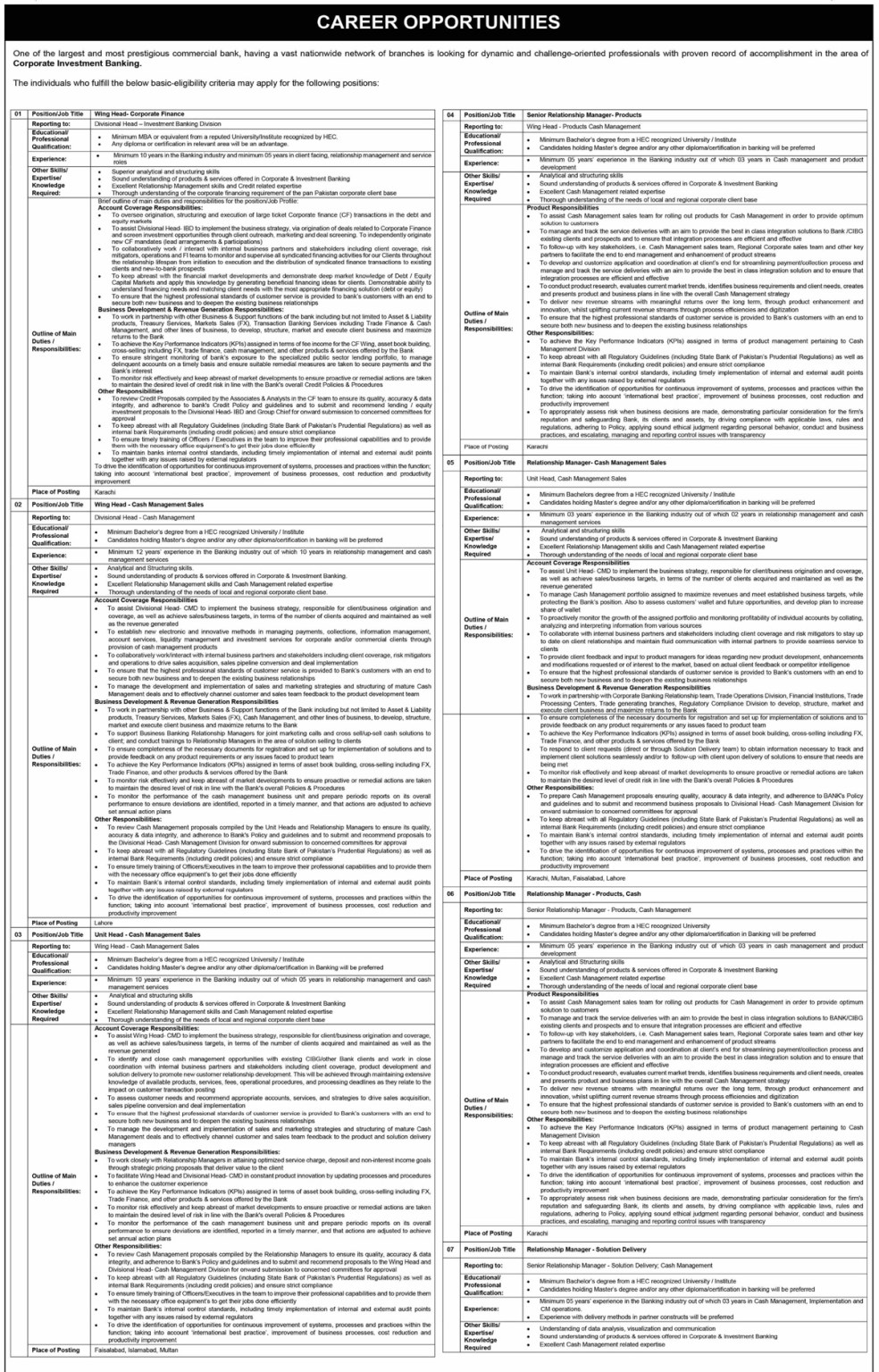 National Bank Of Pakistan Latest Jobs 2021|How To Apply Online In National Bank Jobs 2021|