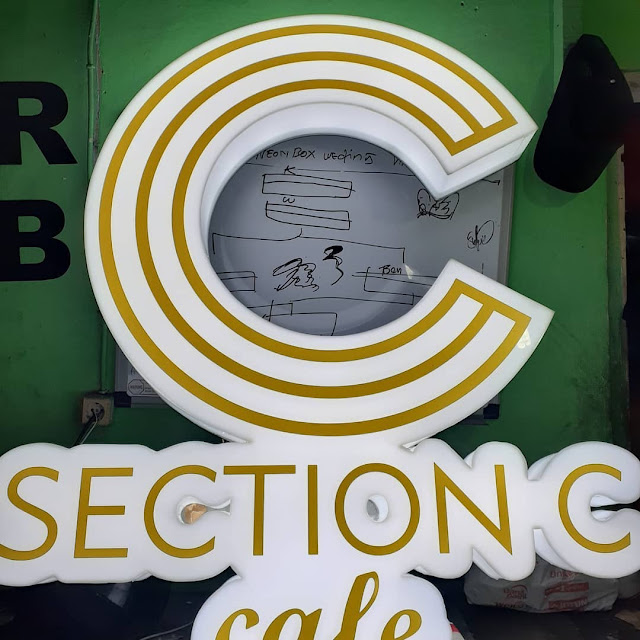 Harga Huruf Timbul Acrylic di Bogor