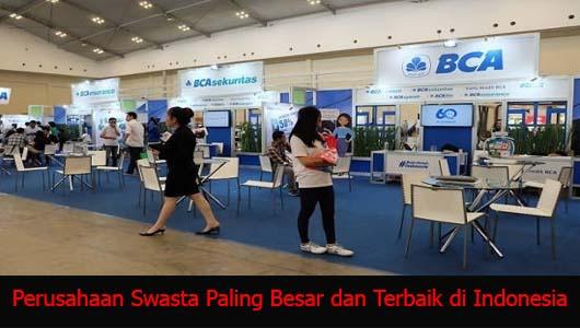 Perusahaan Swasta Paling Besar dan Terbaik di Indonesia