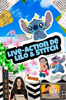 LIVE ACTION DE LILO & STITCH DA DISNEY