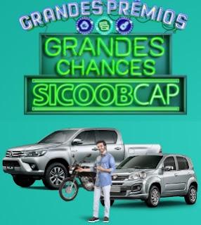 Promoção SicoobCap Grandes Prêmios Grandes Chances 2017 2018