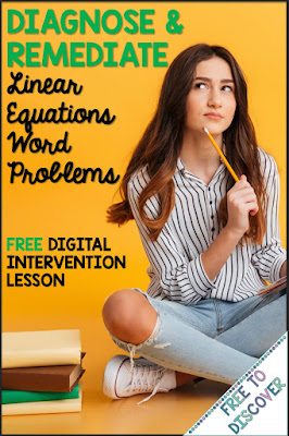 Free Intervention Lesson Pin