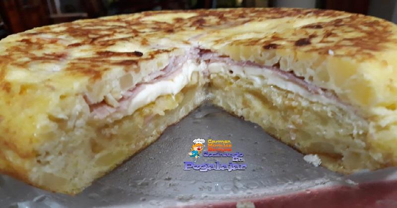 Tortilla Rellena