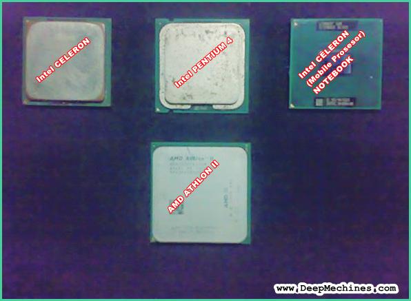Mengenal antara 2 Flatform Intel dan AMD Prosesor