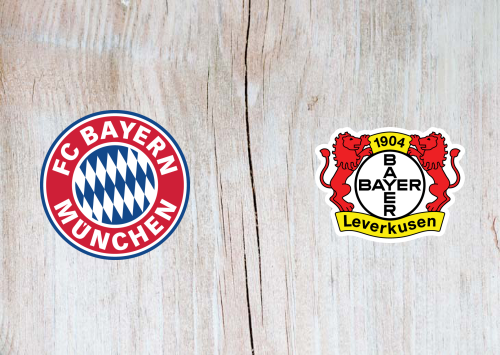 Bayern Munich vs Bayer Leverkusen Full Match & Highlights 30 November 2019