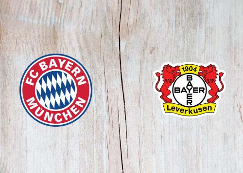 Bayern Munich vs Bayer Leverkusen Full Match & Highlights 30 November 2019