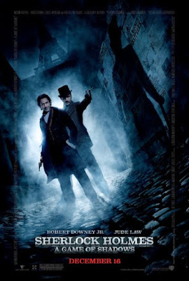 Sherlock Holmes: A Game of Shadows (2011) เชอร์ล็อค โฮล์มส์ เกมพญายมเงามรณะ