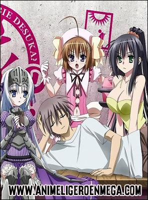 Kore wa Zombie Desu ka: Todos los Capítulos (12/12) + OVA (01/01) [MEGA - MediaFire] BD HDL