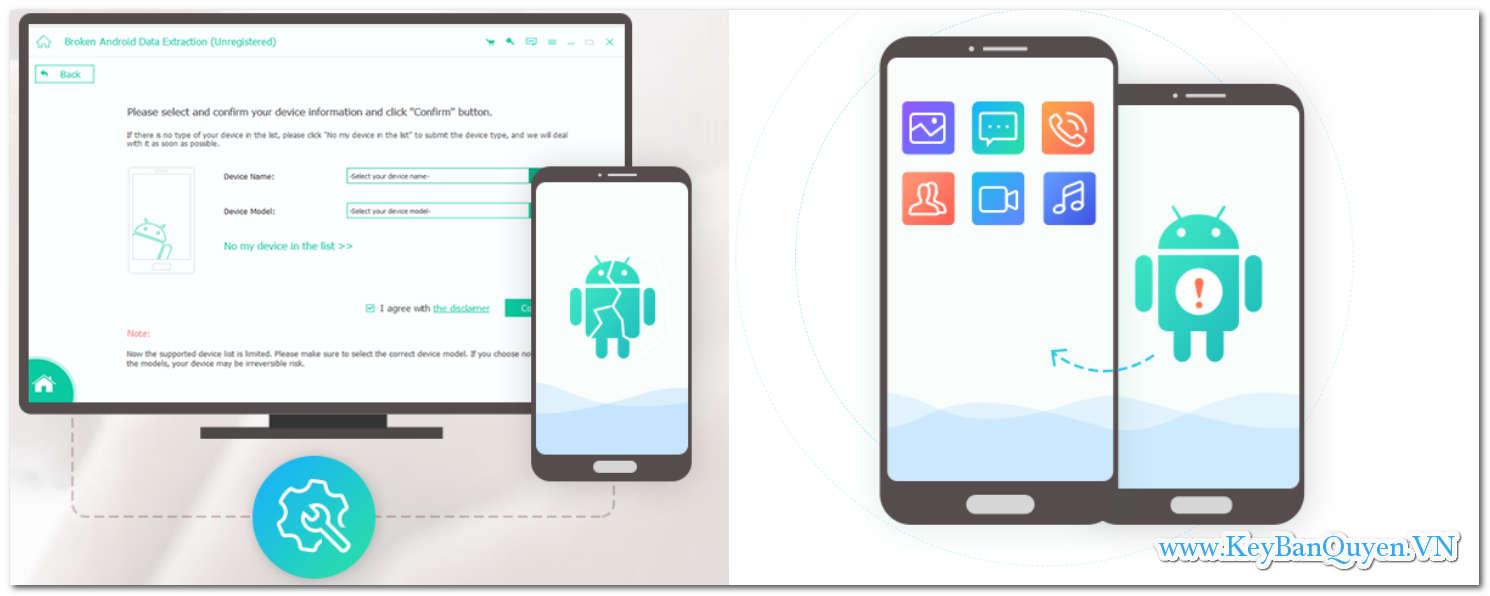 Download và cài đặt Apeaksoft Android Toolkit 2.0.22.0 Full Key, Bộ công cụ xử lý nhiều vấn đề cho điện thoại Android.