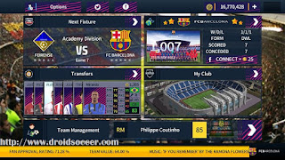 Download DLS v5.04 Mod Barcelona Apk + Data