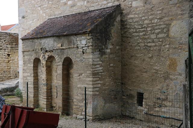 Sénonais - Auxerrois roman