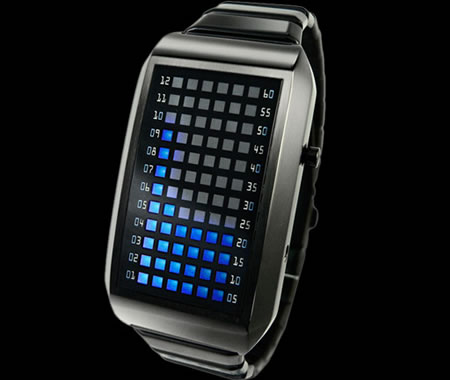 Easy Life Student: LED Watches Technology