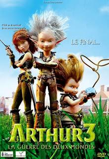 Arthur 3: la guerre des deux mondes (2010) อาร์เธอร์ 3 ศึกสองพิภพมหัศจรรย์