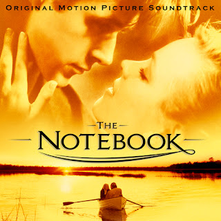 the notebook soundtracks