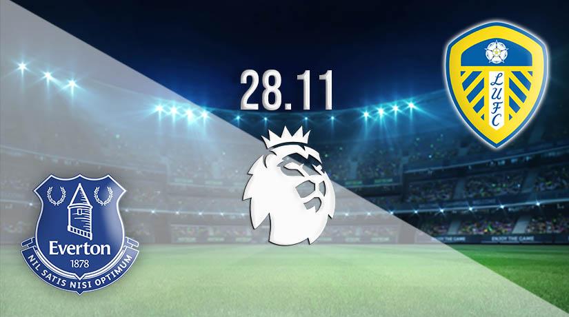 بث مباشر مباراة ايفرتون وليدز يونايتد