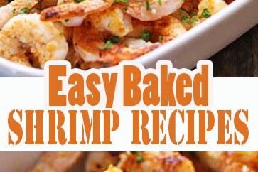 Baked Shrimp Recipes